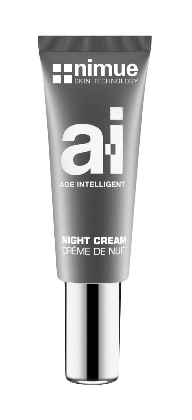Nimue Age Intelligent Night Cream Ansiktskräm
